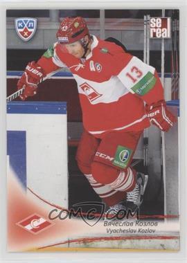 2013-14 Sereal KHL 6th Season - Spartak Moscow #SPR-012 - Vyacheslav Kozlov
