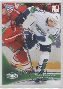 2013-14 Sereal KHL 6th Season - Ugra Khanty-Mansiysk #YUG-007 - Marek Troncinsky
