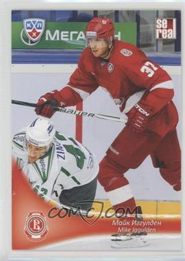 2013-14 Sereal KHL 6th Season - Vityaz Moscow Region #VIT-011 - Mike Iggulden
