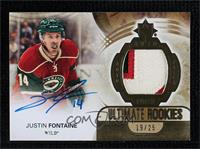 Justin Fontaine #19/25
