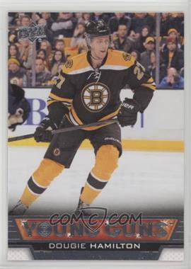 2013-14 Upper Deck - [Base] #202 - Dougie Hamilton