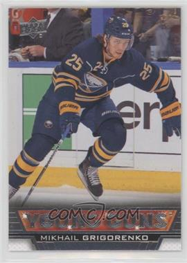 2013-14 Upper Deck - [Base] #215 - Mikhail Grigorenko