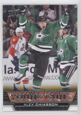 2013-14 Upper Deck - [Base] #235 - Alex Chiasson
