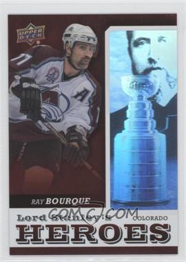 2013-14 Upper Deck - Lord Stanley's Heroes #LSH-34 - Ray Bourque