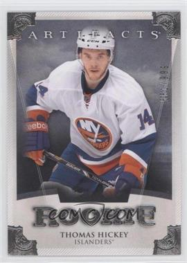 2013-14 Upper Deck Artifacts - [Base] #195 - Thomas Hickey /999
