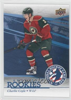 2013-14 Upper Deck National Hockey Card Day - American #NHCD 4 - Charlie Coyle