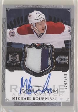 2013-14 Upper Deck The Cup - [Base] #110 - Michael Bournival /249