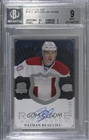 Nathan Beaulieu /249 [BGS 9 MINT]