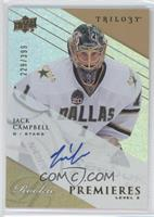 Rookie Premieres Level 2 - Jack Campbell #/399