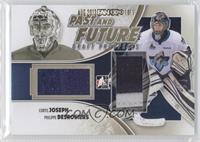Curtis Joseph Rookie Related Hockey Cards