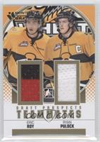 Eric Roy, Ryan Pulock /1