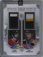 Tony Amonte, Joe Thornton [Uncirculated]