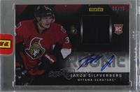 Jakob Silfverberg [Uncirculated] #/25