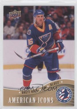 2013 Upper Deck National Hockey Card Day - America's Franchises #NHCD12 - Brett Hull