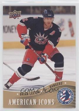 2013 Upper Deck National Hockey Card Day - America's Franchises #NHCD13 - Brian Leetch
