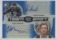 Glenn Gawdin, Cole Johnson /10