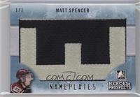 Matt Spencer /1