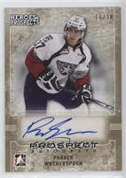 Parker Wotherspoon #/30