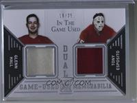 Glenn Hall, Tony Esposito #/25