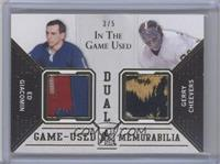 Ed Giacomin, Gerry Cheevers /5