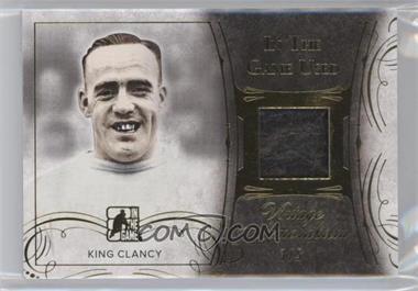 2014-15 In the Game Used - Vintage Memorabilia - Gold #VM-KC1 - King Clancy /5