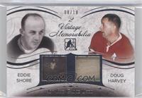 Eddie Shore, Doug Harvey /10