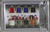 Gordie Howe, Guy Lafleur, Dave Keon, Bobby Orr, Wayne Gretzky, Maurice Richard,…