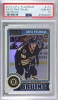 David Pastrnak /199 [PSA 10 GEM MT]