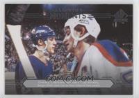 Wayne Gretzky, Mike Bossy