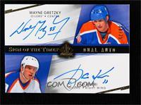 Jari Kurri, Wayne Gretzky #/25
