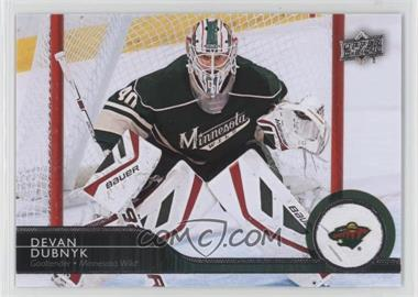 2014-15 SP Authentic - Upper Deck Update #515 - Devan Dubnyk