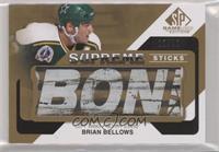 Brian Bellows #/12