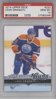 Young Guns - Leon Draisaitl [PSA 10 GEM MT]