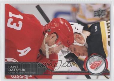 2014-15 Upper Deck - [Base] #70 - Pavel Datsyuk