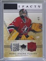 Marc-Andre Fleury #/5