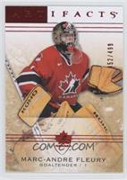 Legends - Marc-Andre Fleury #/499