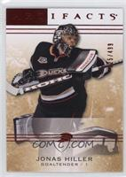 Legends - Jonas Hiller #/499