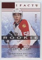 Rookies - Jonathan Racine #/499