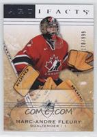Marc-Andre Fleury #/999