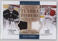 Jonathan Quick, Carey Price
