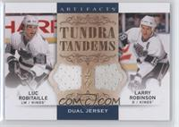 Larry Robinson, Luc Robitaille