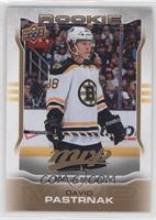 Rookie Redemption - David Pastrnak