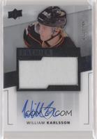 Acetate Rookie Auto-Patch - William Karlsson #/299