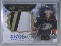 Rookie Patch Autograph - William Karlsson #/38