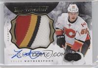 Rookie Patch Autograph - Tyler Wotherspoon #/56