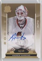 Rookie Autograph - Andrew Hammond #/25