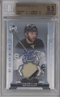 Rookie Patch Autograph - Bryan Rust /249 [BGS 9.5]