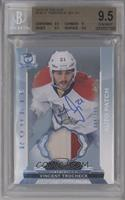 Rookie Patch Autograph - Vincent Trocheck /249 [BGS 9.5]
