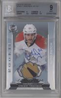 Rookie Patch Autograph - Vincent Trocheck /249 [BGS 9]
