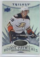 Level 1 Rookie Premieres - William Karlsson #/499